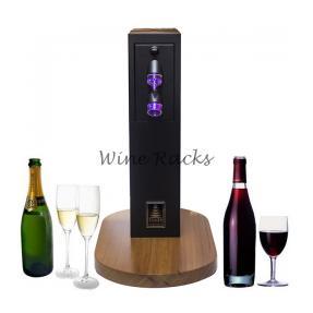 Bermar Le Verre de Vin Portable Tower Dual